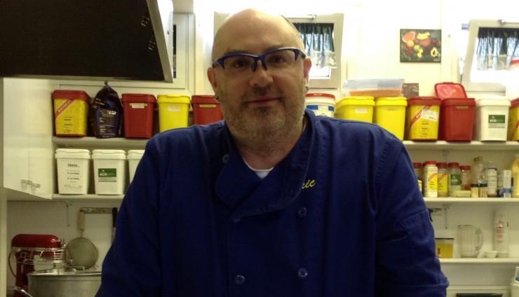 Éric Vachon (cuisinier de l'école)