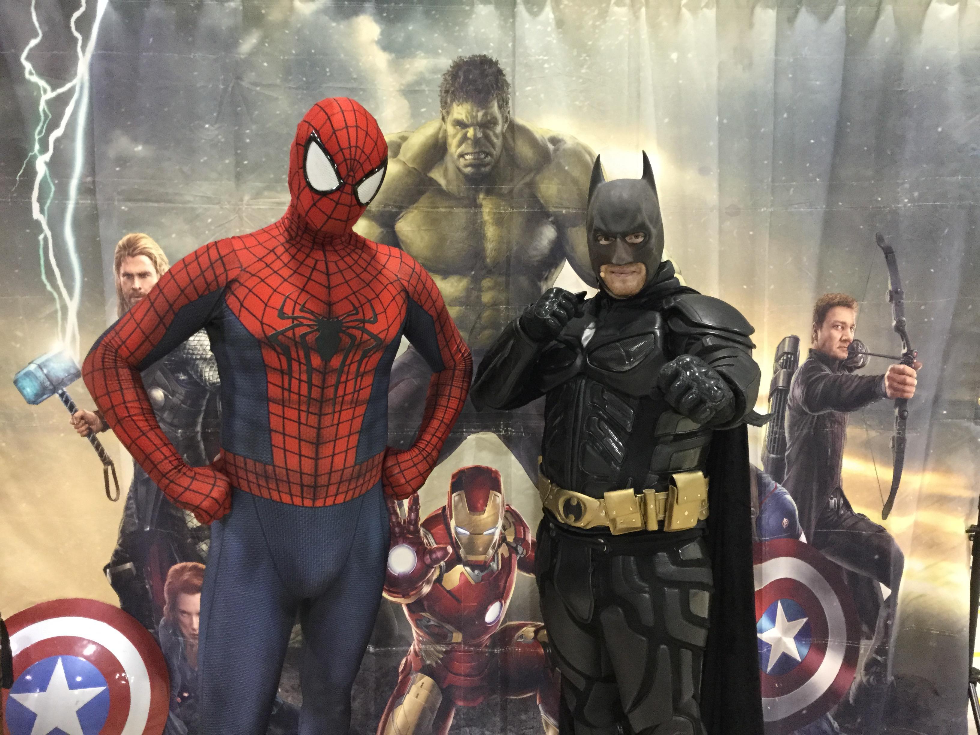 Les superhéros à l'école Roxton Pond
